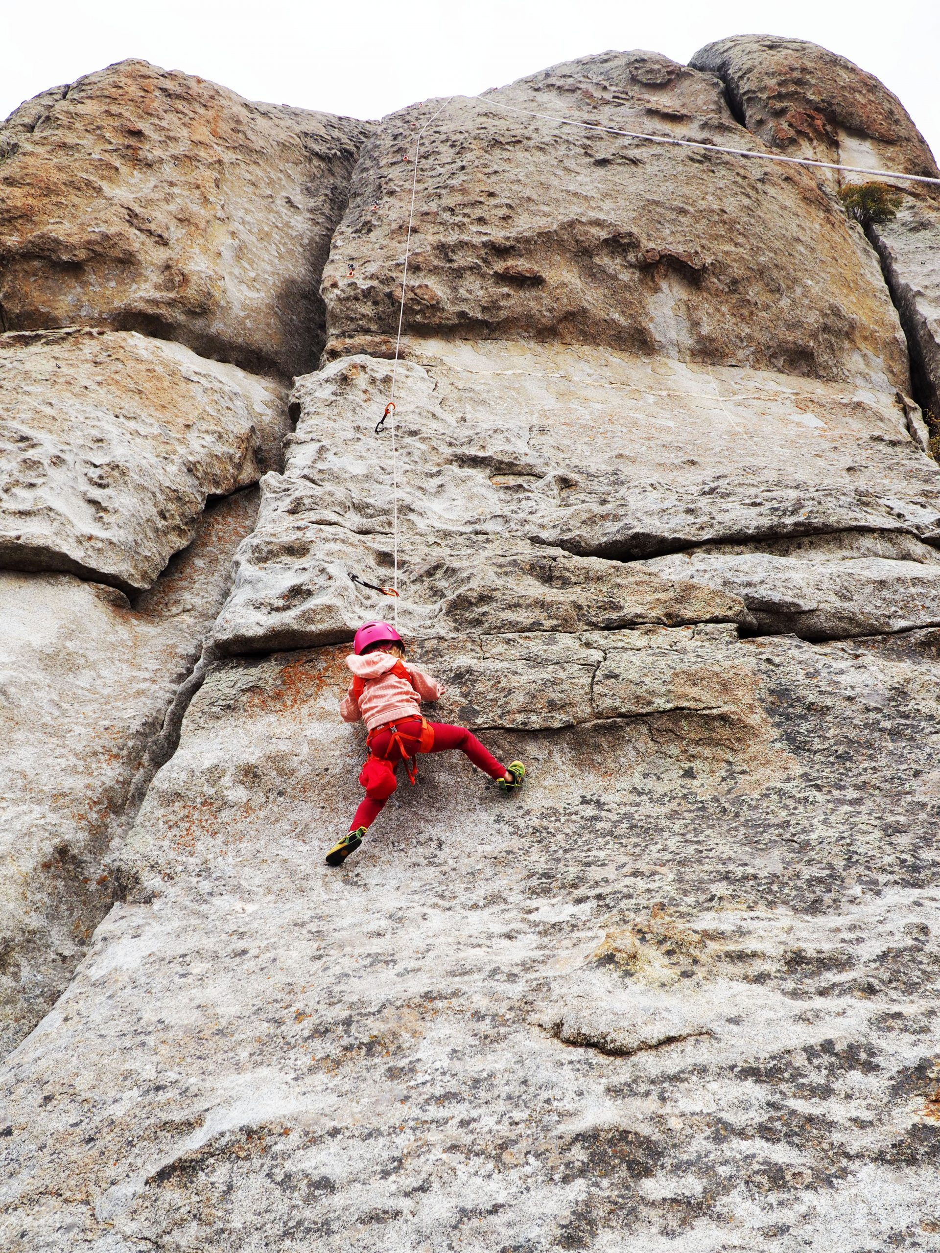 Climbing Gear for Kids The Macchu by Petzl
