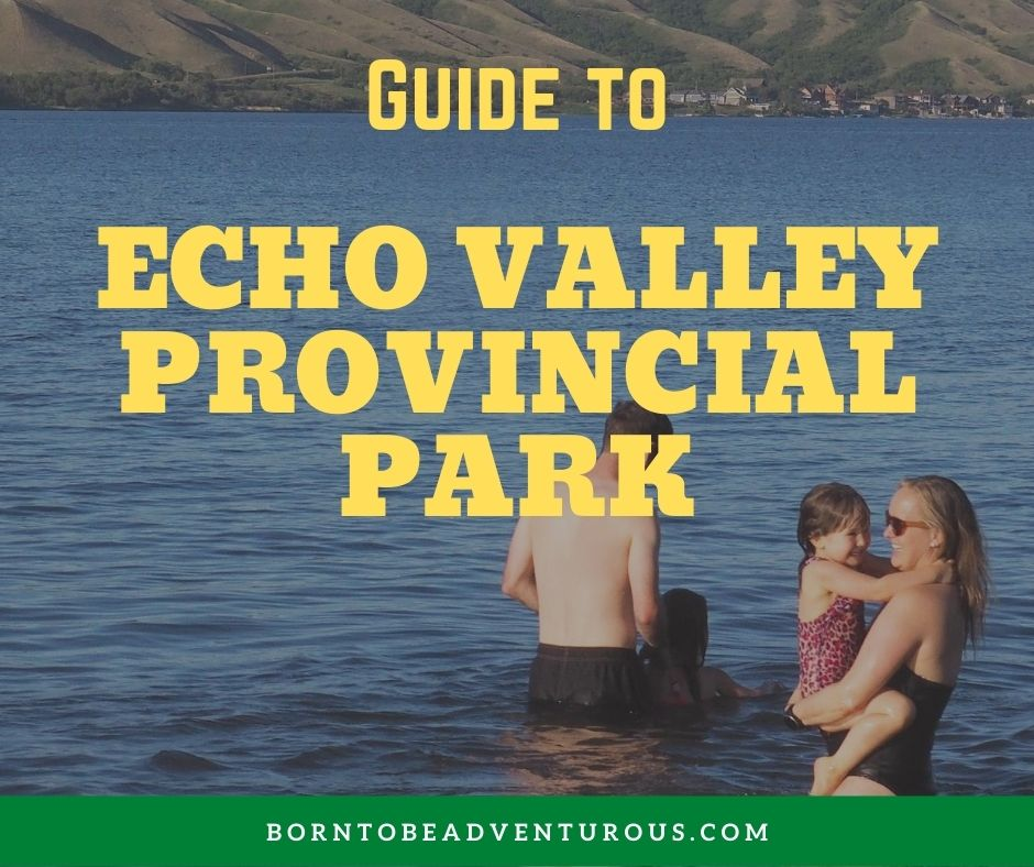 Echo Valley Provincial Park