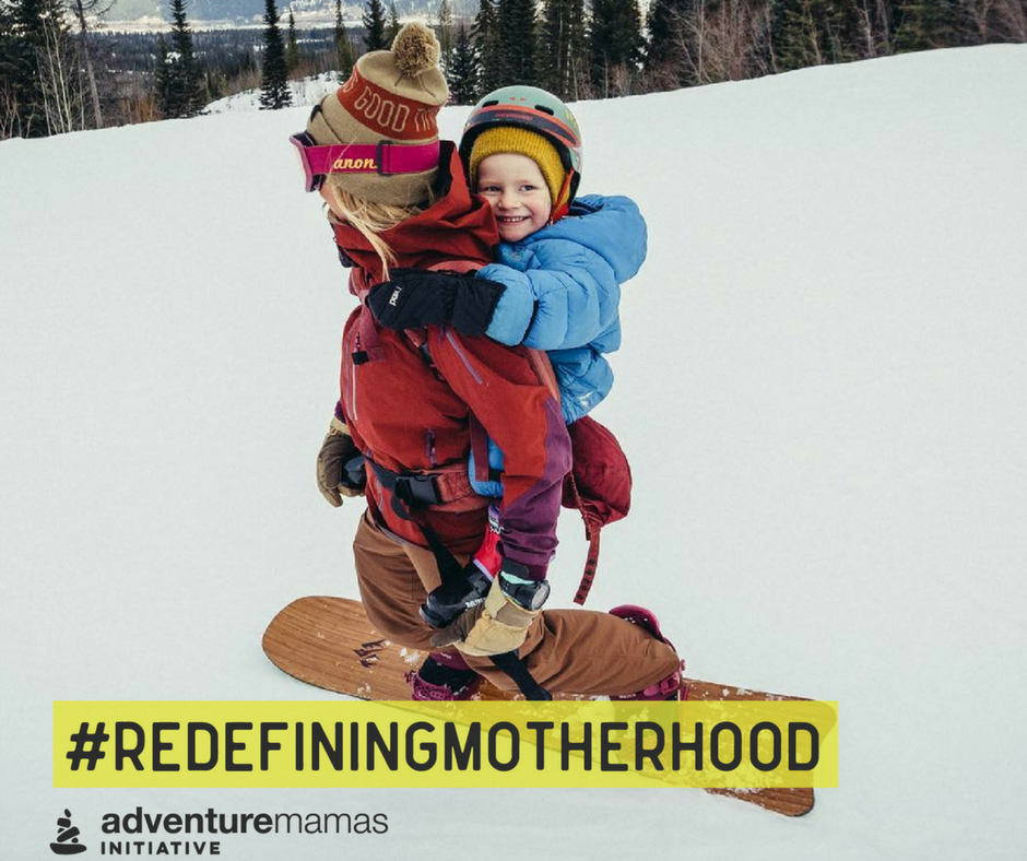 Redefining motherhood through adventure mamas initiative fandeluxe Image collections