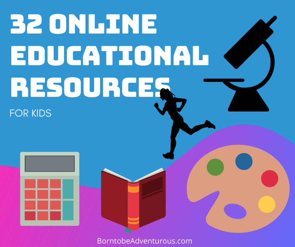 Online Educational Resources for Kids