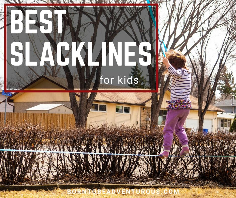 Best Slacklines for Kids
