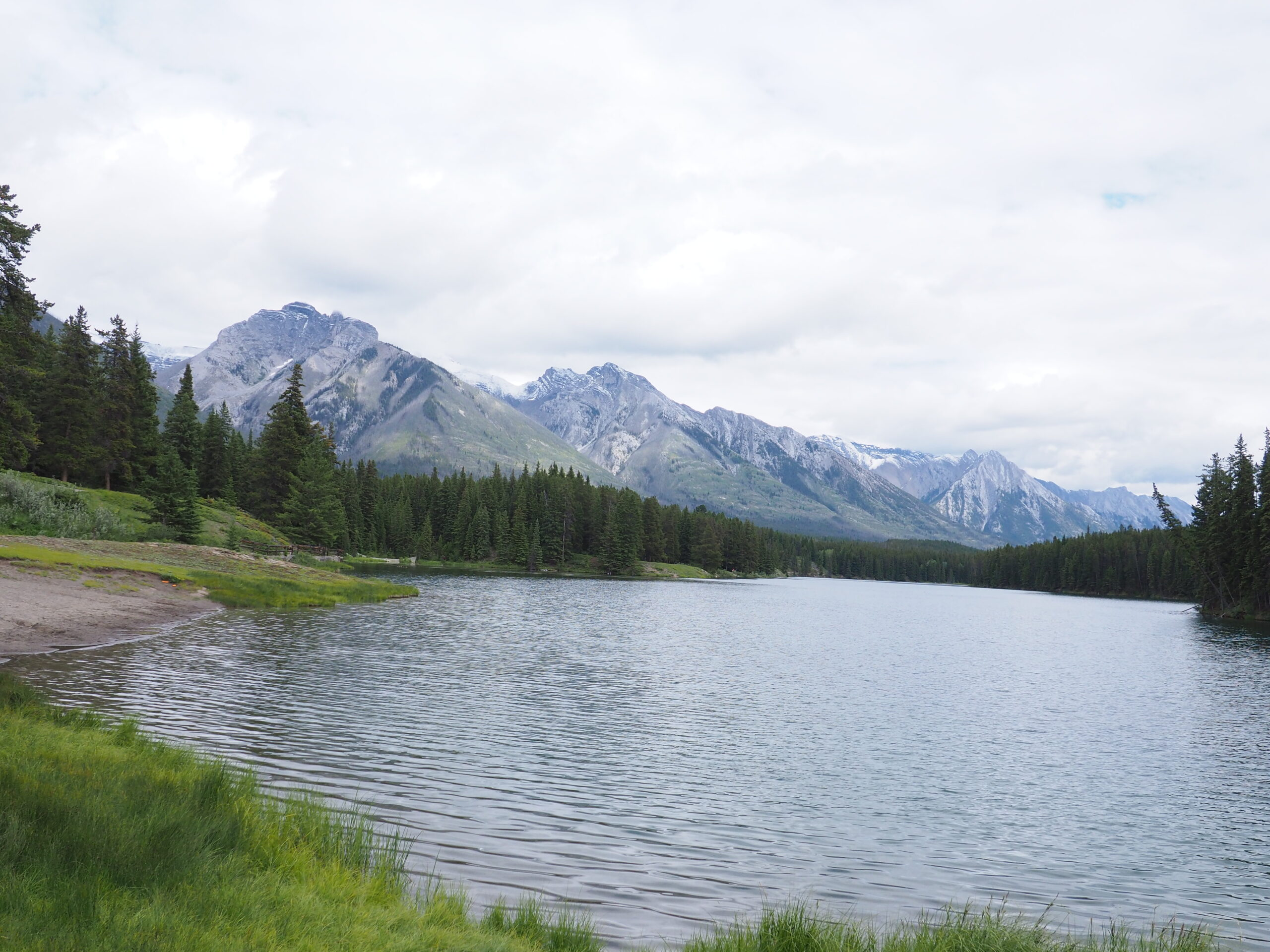 Johnson Lake, Banff National Park