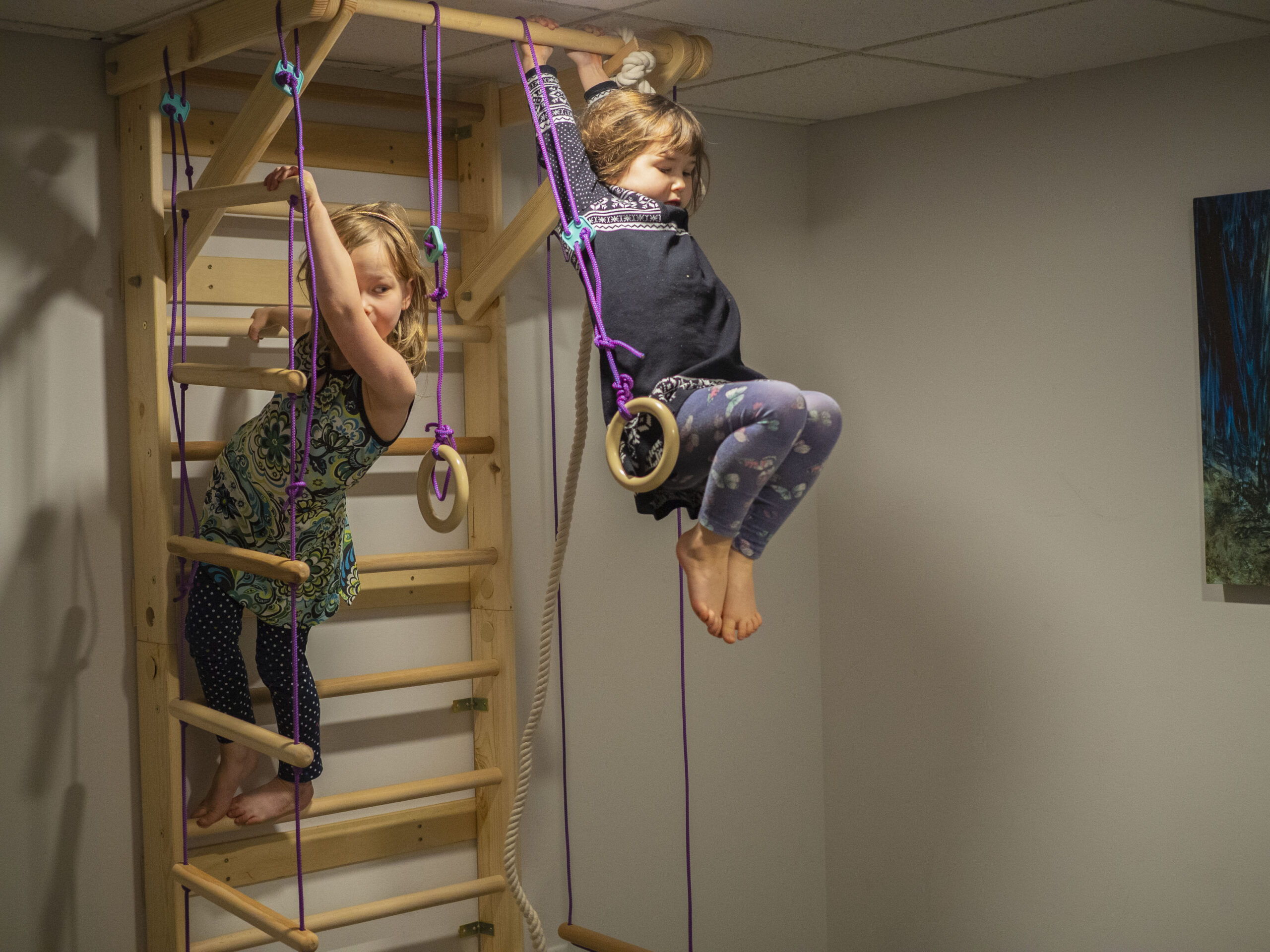Indoor Playground for Kids at home